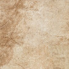 "Forest Impressions 18"" x 18"" Field Tile in Beige"