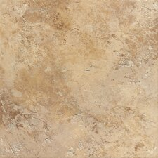 "<strong>Marazzi</strong> Aida 18"" x 18"" Field Tile in Gold"