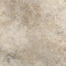 "Aida 18"" x 18"" Field Tile in Beige Gray"