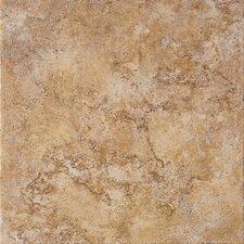 """Tosca 6 -1/2"""" x 6- 1/2"""" Modular Tile in Noce"""