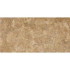 """Artea Stone 6-1/2"""" x 13"""" Modular Tile in Noce"""