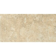 "Artea Stone 6-1/2"" x 13"" Modular Tile in Avorio"