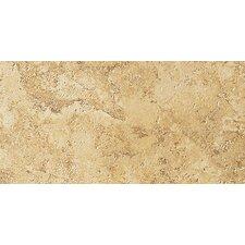 "Artea Stone 6-1/2"" x 13"" Modular Tile in Oro"