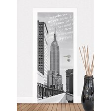 """NYC - Empire State Building"" Art"
