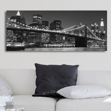 """New York Skyline"" Art"