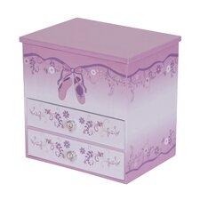 Arya Girl's Musical Ballerina Jewelry Box