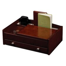 Davin Men's Dresser Top Valet