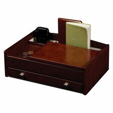 Davin Men's Dresser Top Jewelry Box