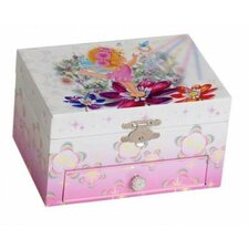 Ashley Girl's Musical Ballerina Jewelry Box