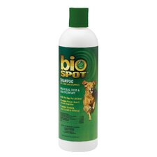 Flea and Tick Shampoo for Dogs and Puppies