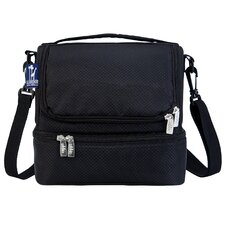 <strong>Wildkin</strong> Solids Rip-Stop Double Decker Lunch Bag