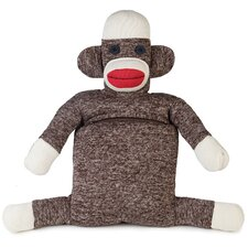Sock Monkey Luggable