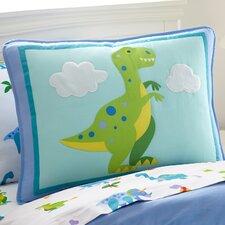 Olive Kids Dinosaur Land Sham