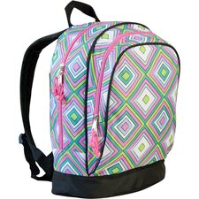 Pink Retro Sidekick Backpack