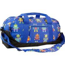 Olive Kids Robots Duffel Bag
