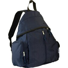 Solid Colors Soccer Bag in Navy Blue