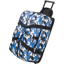 Good Times Camo Rolling Duffel Bag