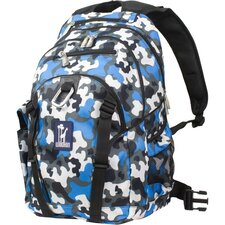 Serious Camo Backpack