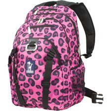 Pink Leopard Serious Backpack
