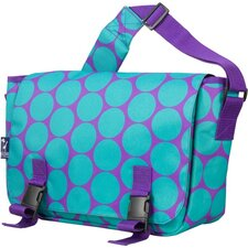 Big Dots Jumpstart Messenger Bag