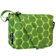 Ashley Big Dot Kickstart Messenger Bag