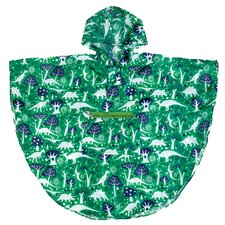 Ashley Dinomite Dinosaurs Poncho