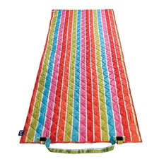 Ashley Bright Stripes Beach Roll Up Mat