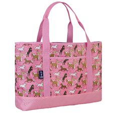 Classic Horses Tote-All Bag