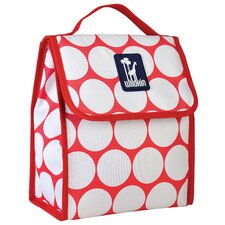 Ashley Big Dot Munch 'N Lunch Bag