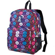 Ashley Peace Signs Crackerjack Backpack