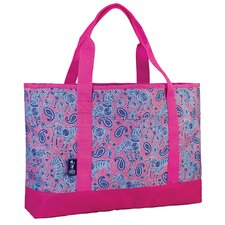 <strong>Wildkin</strong> Ashley Watercolor Ponies Tote Bag