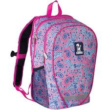 Ashley Watercolor Ponies Comfortpack Backpack