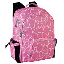 <strong>Wildkin</strong> Ashley Giraffe Macropak Backpack