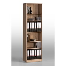 6 Tier Shelf Bookcase