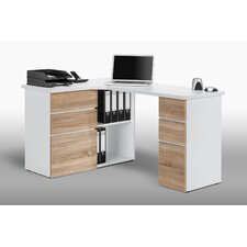 2 Door Writing Desk