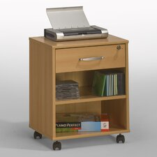 2 Shelf Storage Trolley