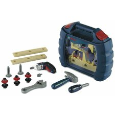Bosch 4 Piece Tool Case Set