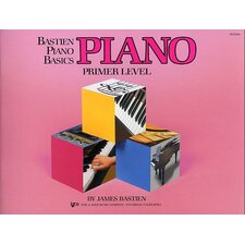 Bastien Piano Basics - Piano Primer Level Book