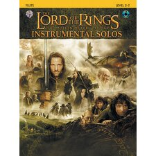 The Lord of the Rings Instrumental Solos (Book and CD)