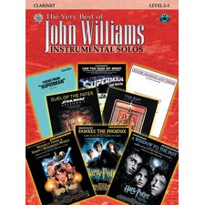 The Very Best of John Williams Instrumental Solos, Clarinet Edition