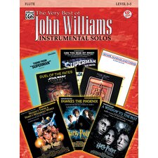 The Very Best of John Williams Instrumental Solos, Flute Edition