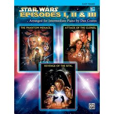 Star Wars: Episodes I, II and III