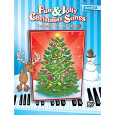 Fun and Jolly Christmas Songs, Book 2