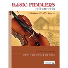 Basic Fiddlers Philharmonic: Old - Time Fiddle Tunes