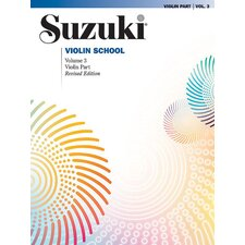 Suzuki Violin School Violin Part, Volume 3