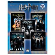 <I>Harry Potter</I> Instrumental Solos Movies 1-5
