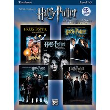 Harry Potter™ Instrumental Solos (Movies 1-5) Level 2-3