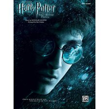 Selections from Harry Potter and the Half-Blood Prince: Easy Piano Solos