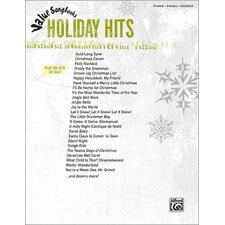 Value Song Books: Holiday Hits