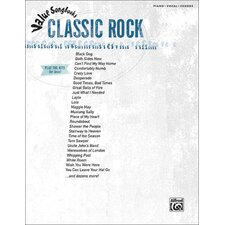 Value Song Books: Classic Rock